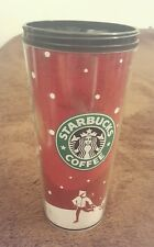 Starbucks Holiday Travel Tumbler 2007 Original 16 fl oz 16 ounces Grande