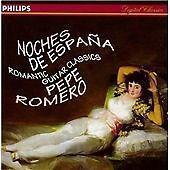 PHILIPS 442150-2 ROMERO ~ NOCHES DE ESPAÑA ~ ROMANTIC GUITAR CLASSICS