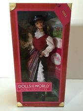 BARBIE Collector Dolls of the World Chile 2012 Pink Label NIB