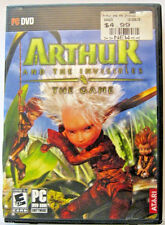 Arthur and the Invisibles The Game, PC DVD-ROM with Manual, in Hard Case