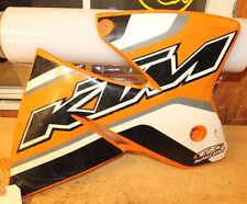 1998 KTM 300EXC  LEFT & RIGHT FUEL TANK COVERS