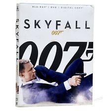 007 Daniel Craig as JAMES BOND 007 in SKYFALL (Blu-ray/DVD 2-Disc Set)