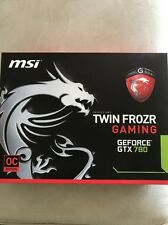 msi GeForce GTX 780 Twin Frozr 3GB GDDR5 OC Edition