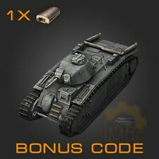 World of Tanks • WoT • Bonuscode Pz.Kpfw. B2 740 (f)  • Express E-Mail-Versand!