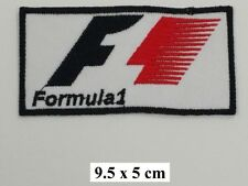 FORMULA ONE/ F1 Jacket  Embroidered Iron On/Sew-on Patch