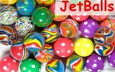 25 super balls,hi bounce jet balls,marble effect.party bag toy fillers.27mm