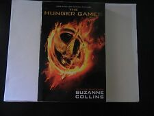 The Hunger Games: Movie Tie-in Edition by Suzanne Collins MINT TRADE PB