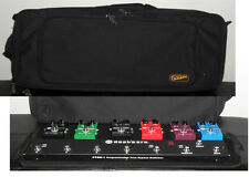 Steady Effect Pedal Board and Gig Bag