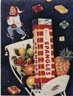 4673 ASSORTED SPANGLES SWEETS VINTAGE STYLE METAL ADVERTISING WALL SIGN