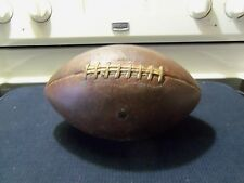 Old Vintage Leather Football