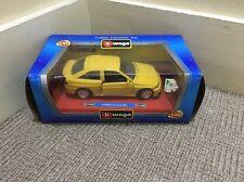 Burago 1:24 Ford Escort RS Diecast