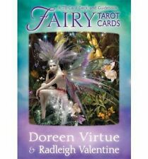 Fairy Tarot Cards by Doreen Virtue & Radleigh Valentine NEW/SEALED FREE UK P&P