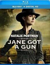 Jane Got a Gun (Blu-ray Disc, 2016)