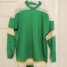 Old Style Blank Minnesota North Stars Hockey Jersey Boys X-LARGE