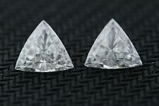 EGL Matching Trillion Loose Diamonds (.82 & .76ct) 1.58ctw G-H, SI1