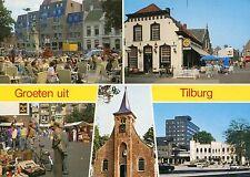 Alte Postkarte - Groeten uit Tilburg