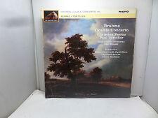 BRAHMS DOUBLE CONCERTO FERRAS TORTELIER HMV ALP1999  LP RECORD