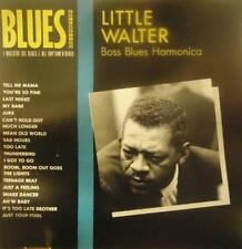 Little Walter - Boss Blues Harmonica (CD, Compilation)