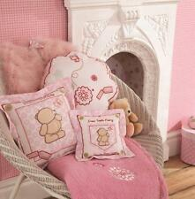 Forever Friends Izziwotnot Beautiful Pink Baby Girl Square Cushion 30 x 30 Cm