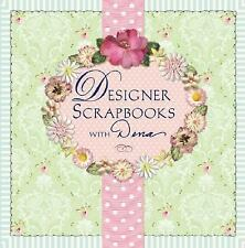 Designer Scrapbooks with Dena