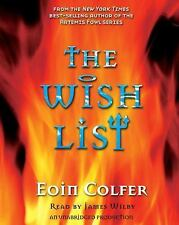 The Wish List 2003 by Eoin Colfer 0807220078