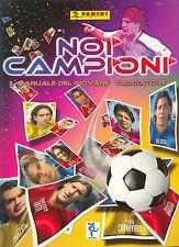"PANINI: ALBUM FIGURINE ""Calciatori 2001 Noi Campioni"" - VUOTO (sei figurine)"