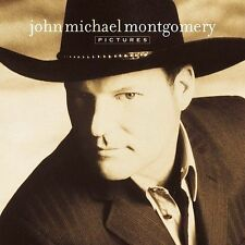 Pictures by John Michael Montgomery (CD, Oct-2002, Warner Bros.)