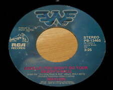 Waylon Jennings 45 Lucille (You Won't Do Your Daddy's Will) / Medley Of Hits