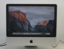 "Apple iMac 7,1 Core 2 Duo 2.4GHz 20"" Mid 2007 2GB 320GB El Capitan A1224 #2"