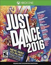 Xbox One 1 Just Dance 2016 NEW Sealed Region Free Pharrell Gaga Pitbull Ariana