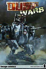 Dust Wars Volume 1, Parente, Paolo, Very Good, Paperback
