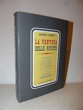Storia del GIORNALISMO - Hermet: La Ventura delle Riviste 1987 Vallecchi