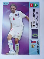 Panini FIFA World CUP 2006 GOAAAL! Football Card No 23 - Jankulovski - Czech