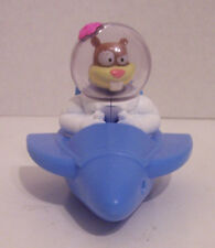 "2012 Sandy Squirrel Rocket Boat Spongebob 5"" McDonalds #15 Action Figure 25 Lot"