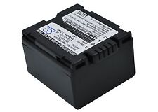 BATTERIA agli ioni di litio per Panasonic NV-GS55EG-S PV-GS200 Hitachi DZ-GX25 Series dz-mv38
