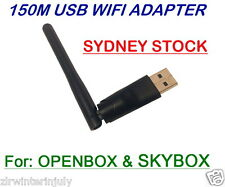 150M Wireless USB WIFI Adapter For Openbox X5 X6 Skybox F3 F3S F5 F5S M3 M5