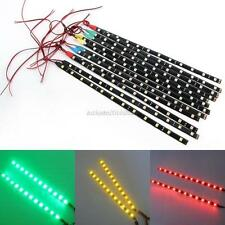 New 2x 12 LEDs 30cm 5050 SMD LED Strip Light Waterproof 12V DIY Car Super Bright