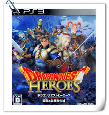PS3 SONY PlayStation  Dragon Quest Heroes Anryu to Se Action Square Enix Action