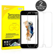 JETech 0803 2-Pack Tempered Glass iPhone 6 Screen Protector for Apple iPhone 6s