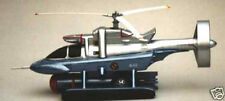 A-42 Helicopter Captain Scarlet Kiln Dried Wood Model  Small