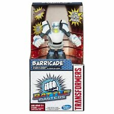 "Hasbro Transformer Barricade ""The Prince Of Punishment"" Battle Masters Ages 5+"