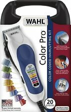 Wahl 79300-400 Color Pro 20 Piece Complete Hair cutting Kit (open box)