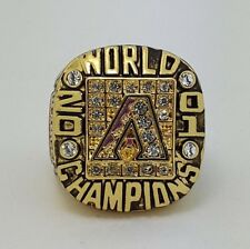 2001 Arizona Diamondbacks world series championship ring COLANGELO size 11
