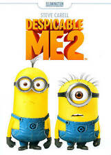 Despicable Me 2 (DVD, 2013)free shipping