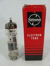 """Neue """"NOS new old stock"""" Elektronen Röhre National 18 GV 8  electron tube"""