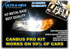 VW PASSAT B6 HID XENON LIGHTS CONVERSION KIT H7 6K 8K 43k 10k canbus error free