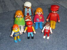 Playmobil 7 Figuren auch Kinder