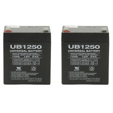 UPG 12V 5Ah Replacement Battery for BELKIN F6C1100 UNV - 2 Pack