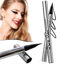 Beauty Black Waterproof Eyeliner Liquid Eye Liner Pen Pencil Makeup Cosmetic MW