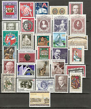 Österreich 1980 Kompletter Jahrgang Postfrisch ** MNH